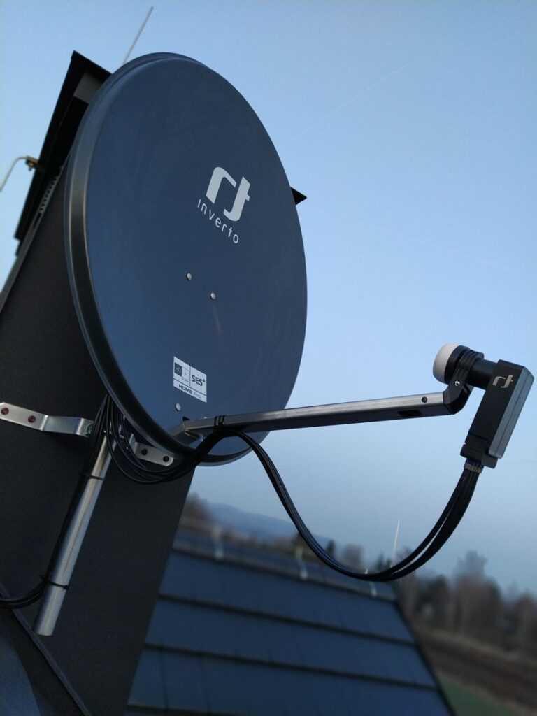 Serwis anten - Naprawa anten telewizyjnych