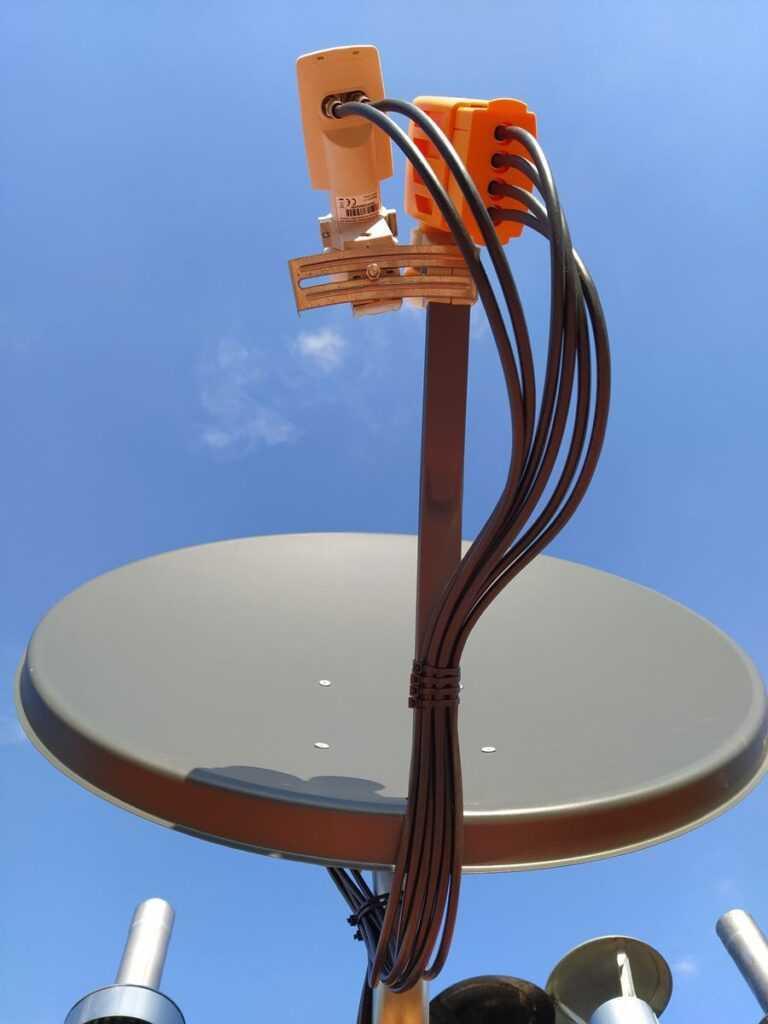 Instalacja Anten TV - SAT