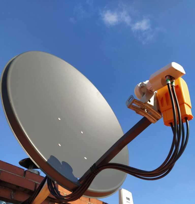 Serwis instalacji antenowych