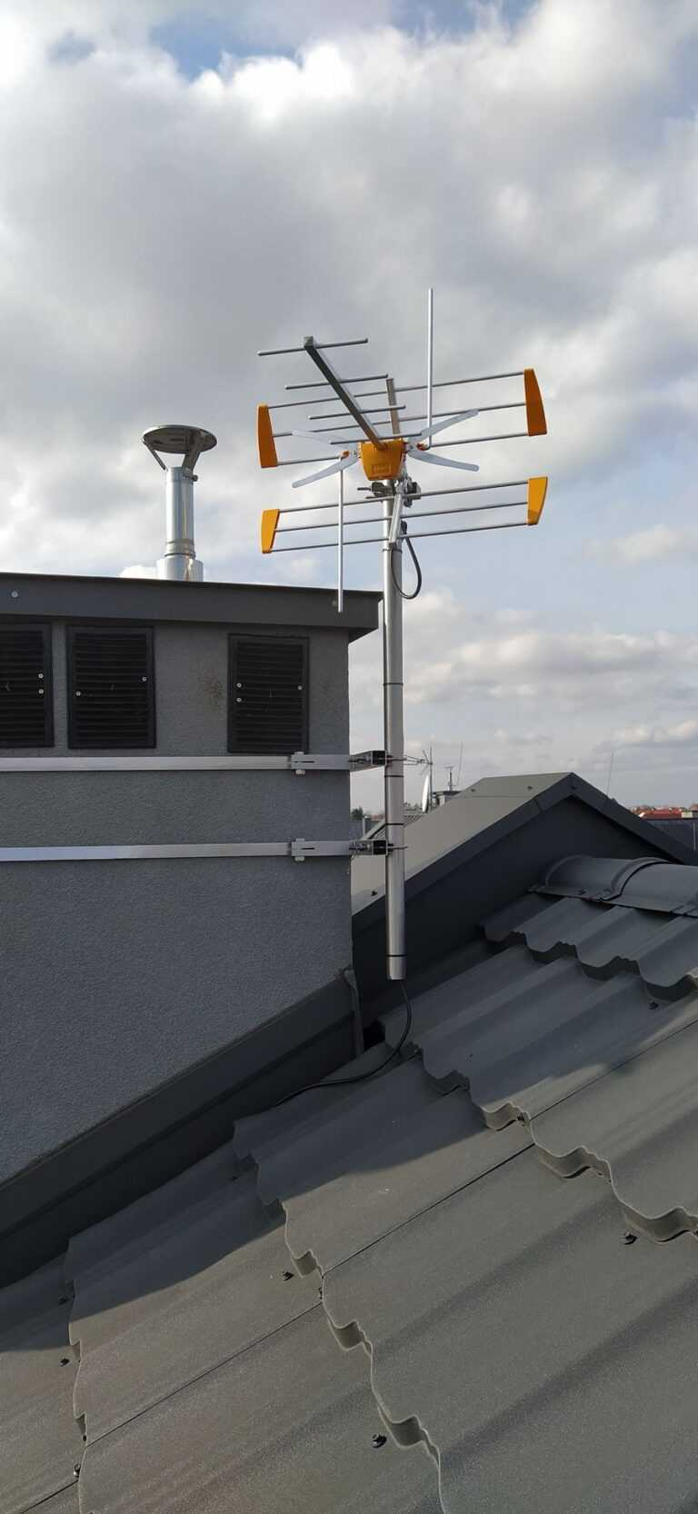 Montaż anten Wieliczka