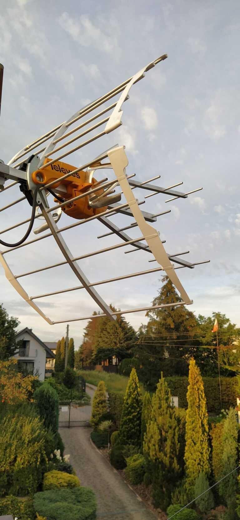 ustawianie anten kraków