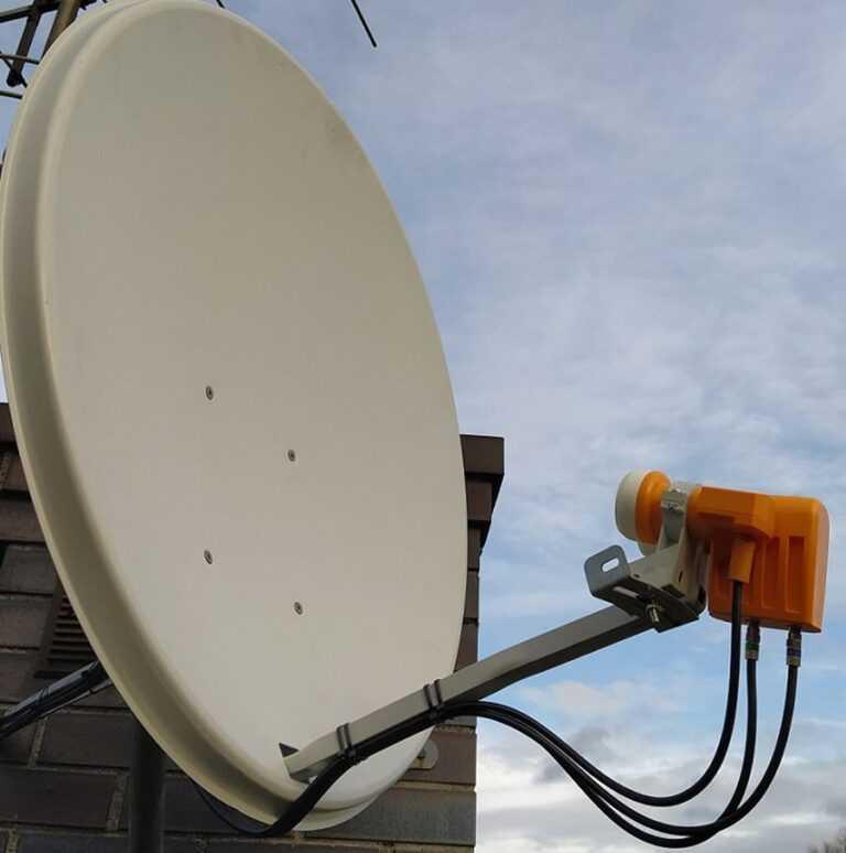 serwis anteny satelitarnej